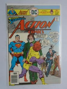 DC Superman Action Comics # 460 7.0 (1976)