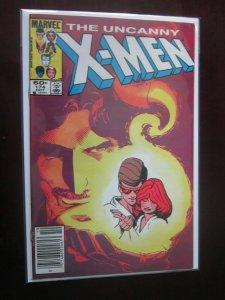 Uncanny X-men #174 Newsstand - 8.0 - 1983