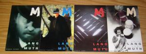 Fritz Lang's M #1-4 VF/NM complete series JON J. MUTH adapts the classic movie