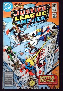 Justice League of America #204 (1982)