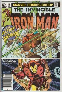 Iron Man #151 (Sep-81) NM- High-Grade Iron Man