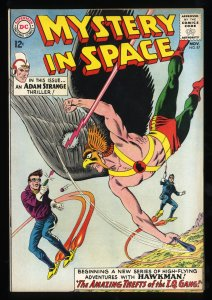 Mystery In Space #87 FN/VF 7.0