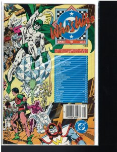 Who's Who #5 (DC, 1987)