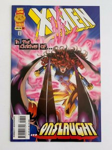 X-Men #53 Volume 2 June 96 First Onslaught VF+