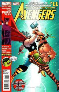 Marvel Universe Avengers Earth's Mightiest Heroes #11 VF/NM; Marvel | save on sh
