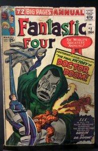 Fantastic Four Annual #2 (1964)