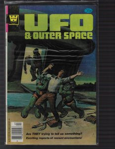 UFO & Outer Space #15 (Gold Key, 1978)