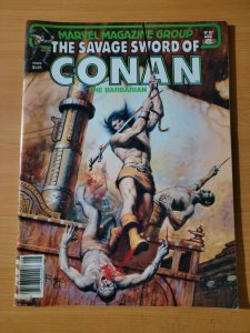 Savage Sword of Conan The Barbarian #67 ~ NEAR MINT NM ~ 1981 Marvel Comics