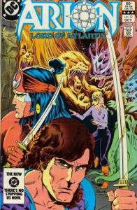 Arion: Lord of Atlantis #12, VF+ (Stock photo)
