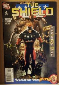 The Shield #4 (2010)