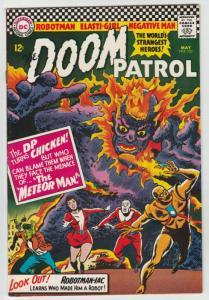 Doom Patrol #103 (May-66) NM- High-Grade Proffesor, Negative Man, Elasti-Woma...