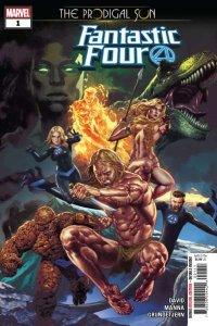 Fantastic Four: The Prodigal Sun #1, NM + (Stock photo)