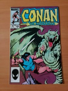 Conan the Barbarian #166 Direct Market ~ NEAR MINT NM ~ 1985 Marvel Comics