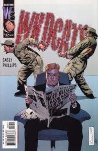 Wildcats (1999 series) #12, NM- (Stock photo)