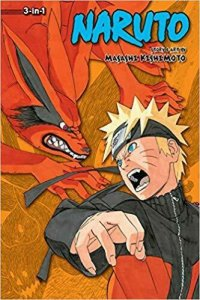 Naruto Deluxe #17 FN; Viz | save on shipping - details inside