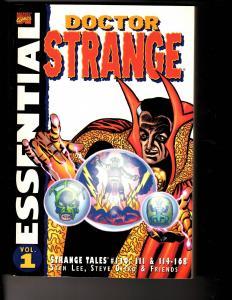 Essential Doctor Strange Vol. # 1 Marvel Comics TPB Graphic Novel Comic Book TD4