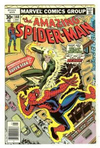 Amazing Spiderman 168