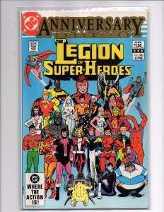 DC Comics Legion of Super-Heroes #300 Anniversary Issue 68 pages Every Hero