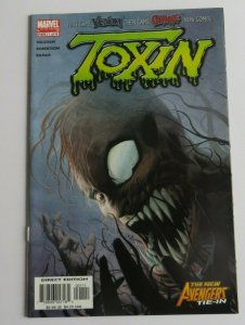 Toxin #1-6 Complete Set VF/NM 1st Print Son of Carnage Marvel Avengers Venom