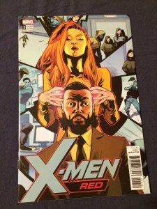 X-Men Red #2 Marvel Comics Variant Edition Second Print NM (2018)