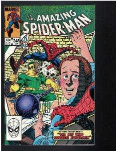 Amazing Spider-Man #248 (Marvel, 1984)