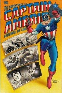 Adventures of Captain America #2, NM (Stock photo)