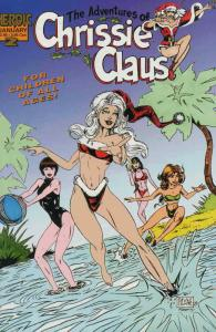 Adventures of Chrissie Claus, The #2 FN; Hero | save on shipping - details insid