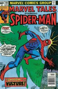 Marvel Tales (2nd Series) #105 VF; Marvel | save on shipping - details inside