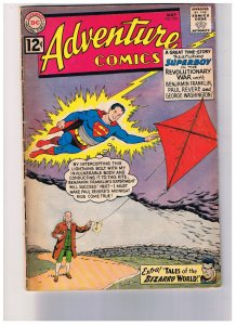 Adventures Comics # 296