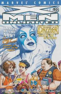 X-Men Unlimited #32 VF/NM; Marvel | save on shipping - details inside