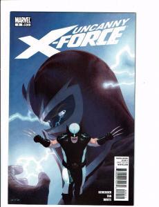 Uncanny X-Force # 9 NM Marvel Comic Book X-Men Wolverine X-23 Deadpool J121