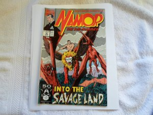 1991 MARVEL COMIC NAMOR THE SUB- MARINER # 15