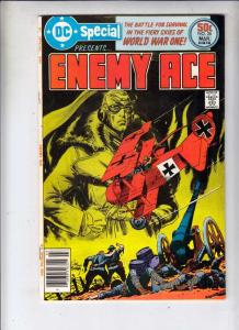 DC Special #26 (Mar-77) VF High-Grade Enemy Ace