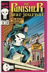 Punisher War Journal #48 (Marvel, 1992) VF-