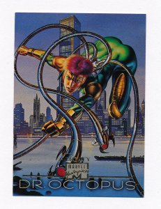 1996 Marvel Masterpieces #66 Dr. Octopus