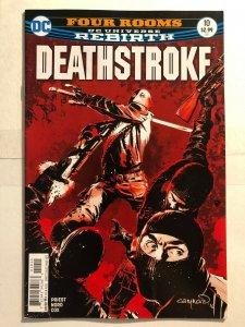 Deathstroke #10 (2016) - Rebirth