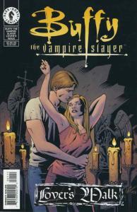 Buffy the Vampire Slayer: Lover's Walk #1 VF/NM; Dark Horse   save on shipping -