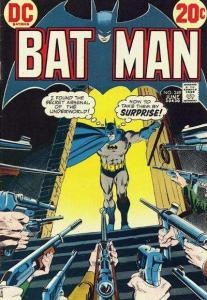 Batman (1940 series) #249, Good- (Stock photo)