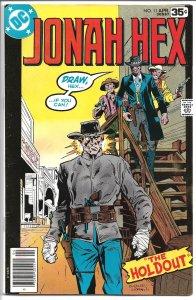 Jonah Hex #11 - Bronze Age - (VF) April, 1978