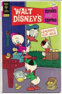 Walt Disney's Comics & Stories #420 - Sept., 1975 (VF-)