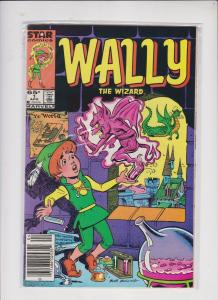 WALLY THE WIZARD  V1 #1 ./ NM
