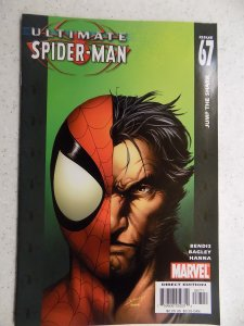 ULTIMATE SPIDER-MAN # 67