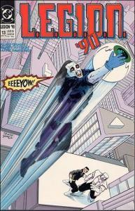 DC L.E.G.I.O.N. #13 VF/NM