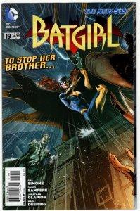BATGIRL #19 (7.5-8.0) 1¢ Auction! No Resv!