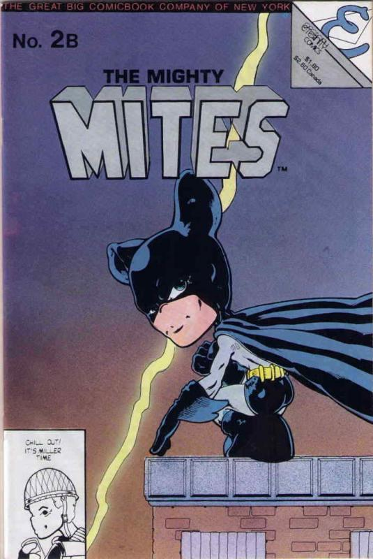 Mighty Mites, The (Vol. 1) #2B FN; Eternity | save on shipping - details inside