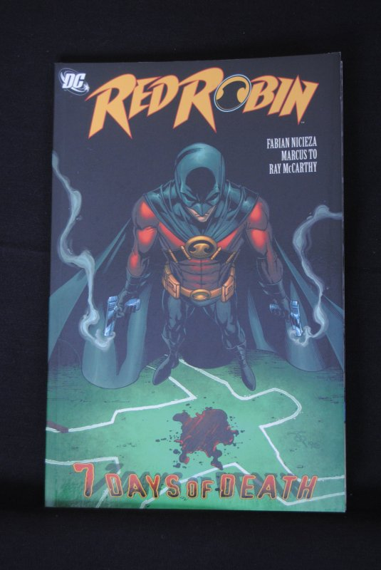 Red Robin, 7 Days of Death TPB