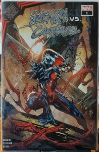 KING IN BLACK : GWENOM VS CARNAGE #1 NM