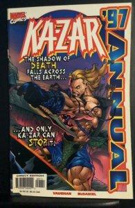 Ka-Zar '97 #1 (1997)