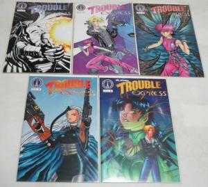 TROUBLE EXPRESS 1,1(VARIANT),2-4
