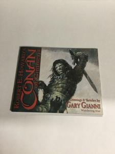 Robert E. Howard Conan Of Cimmeria SC Softcover B19